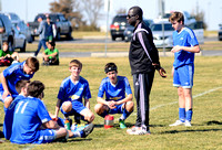 KS RUSH ACADEMY BLUE vs DYNAMO FC 00B RED